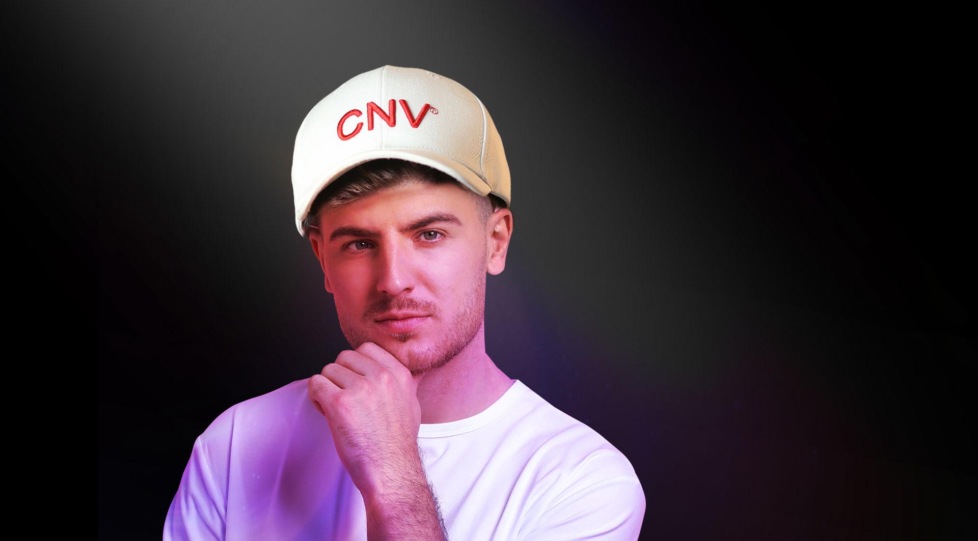 Weiße CNV 288 Mobile Laser Therapy Kappe Haarwuchs Behandlung für Männer und Frauen Haarausfa